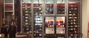 installation machine de vin au verre advineo shop restaurant eux-memes