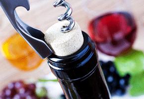 conservation du vin ouvert et des bouteilles entamées