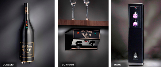 3 formats d'équipement pour conserver les bouteilles ouvertes de vins