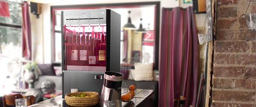 Advineo Shop Distributeur De Vin Au Verre Made In France