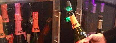 LaTOUR equipement pour le service du vin au verre comment ca marche