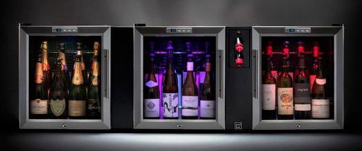 POD BAR EQUIPEMENT pour conserver les bouteilles ouvertes de vins
