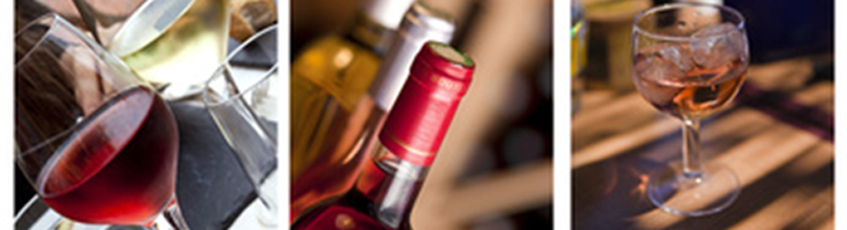 carte des vin au verre