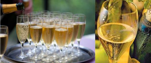 conservation du champagne a la coupe