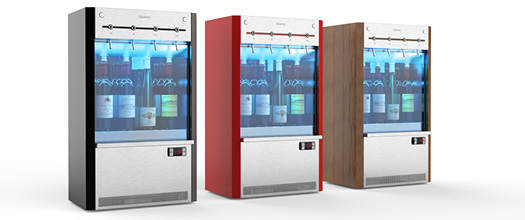 AdvineoShop wine dispenser design