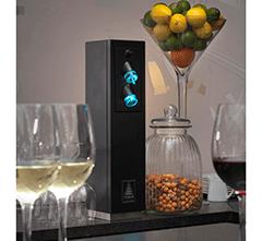 Système de conservation des vins entamés solution pour le vin au verre